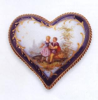 Victorian Heart, 1880s