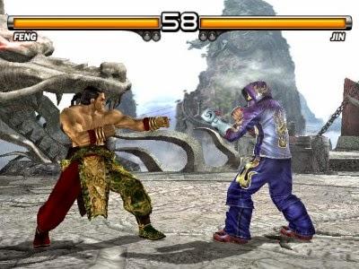 Tekken 5: Dark Resurrection Ps2 Iso Ntsc www.juegosparaplaystation.com