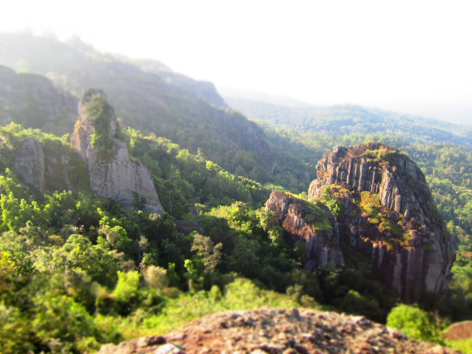 Gunung Api Purba, Wisata Asik, Harga Irit