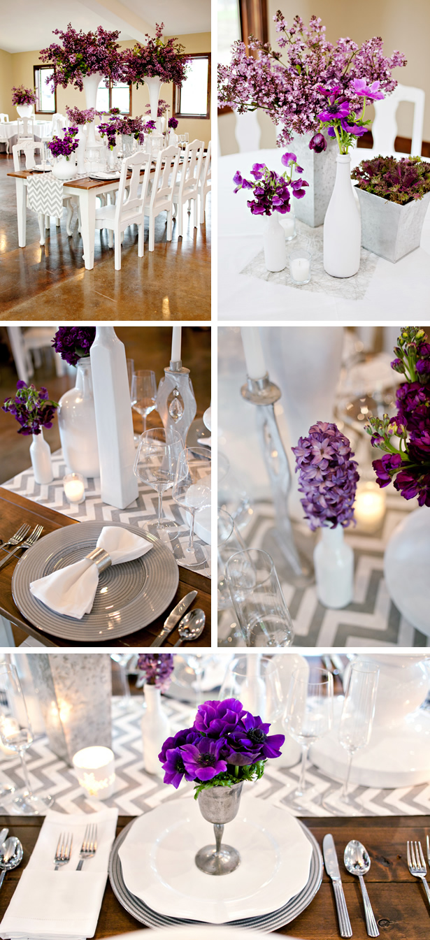 Silver Wedding Decorations | Romantic Decoration