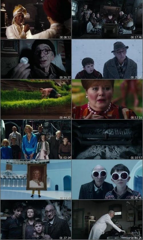 Charlie And The Chocolate Factory (2005) BDRip 546MB