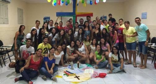 JM inicia trabalhos pastorais na Paróquia Santa Luzia, em Patos (PB)