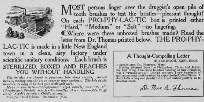 Prophylactic Brush Company