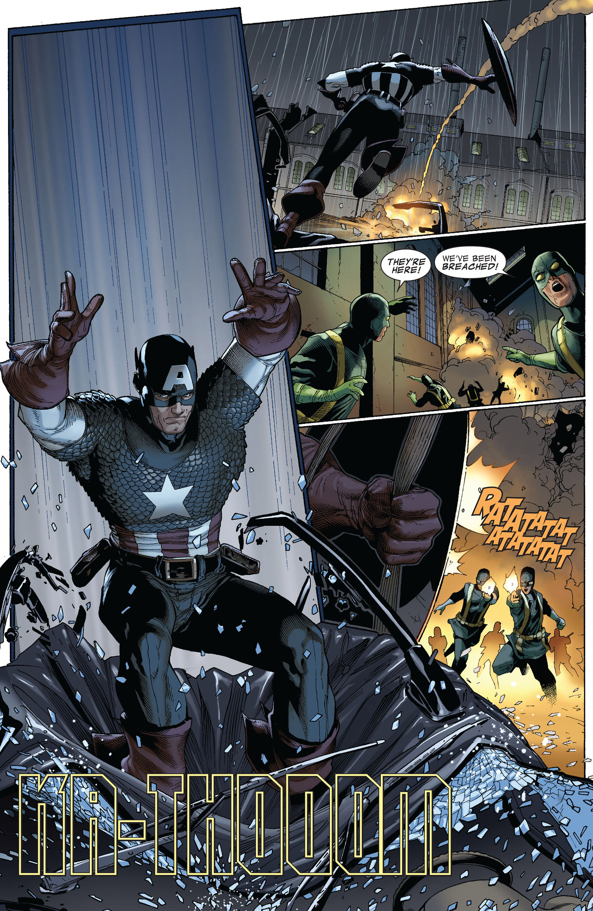 Captain America (2011) Issue #2 #2 - English 12