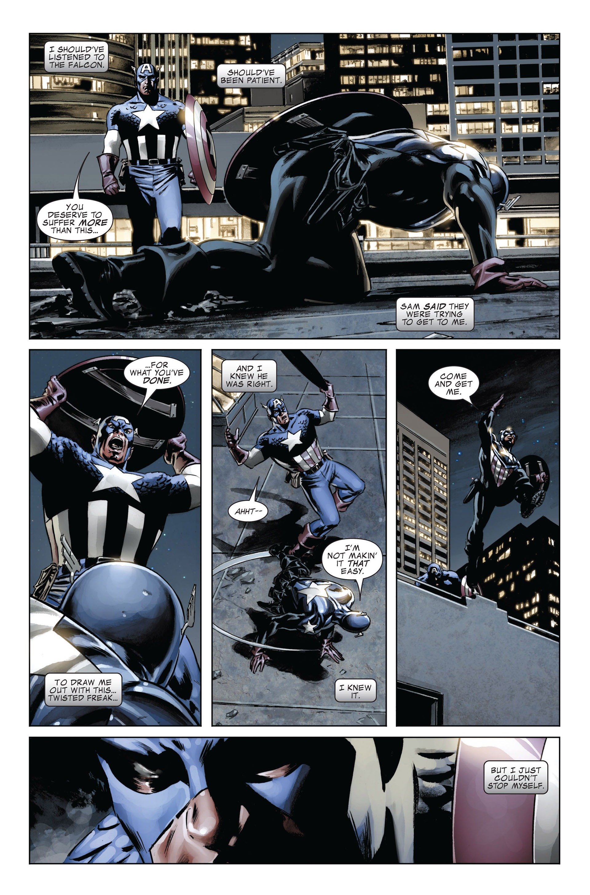 Captain America (2005) Issue #40 #40 - English 5