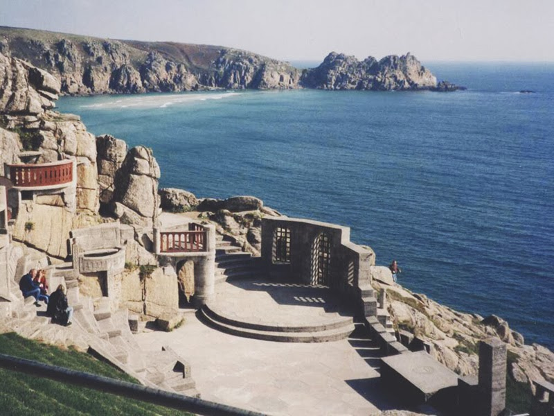 The Minack Theatre - Porthcurno