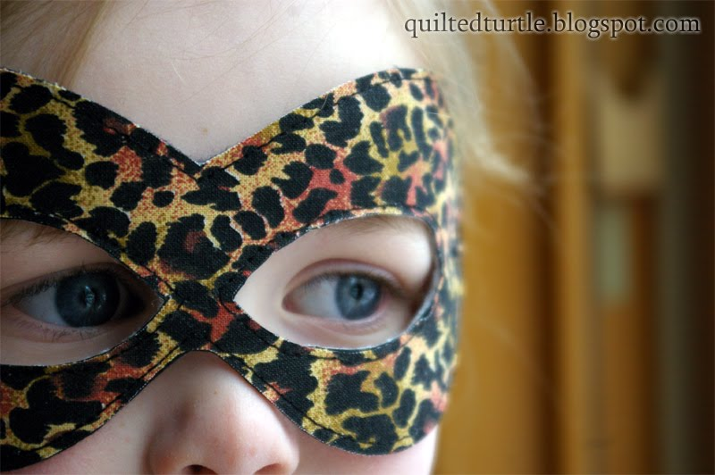 The Quilted Turtle Homemade Superhero