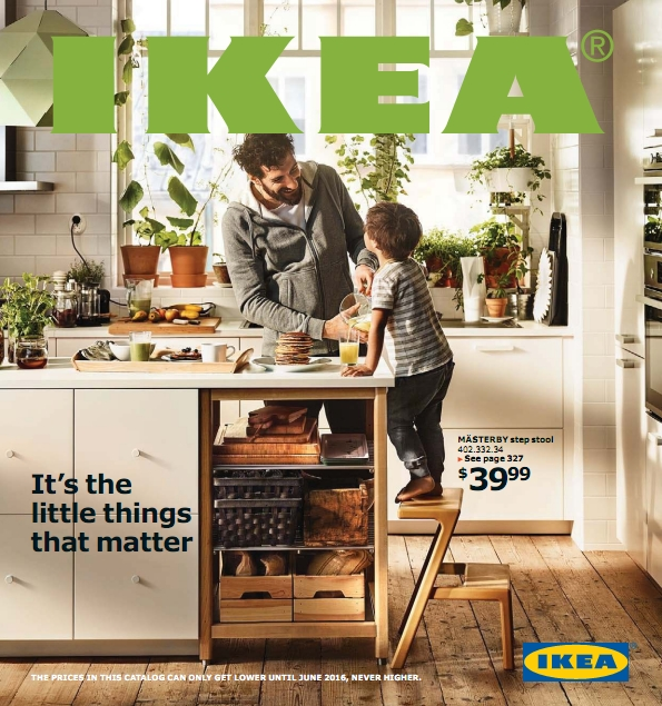 НОВИЯТ IKEA USA Catalog 2016