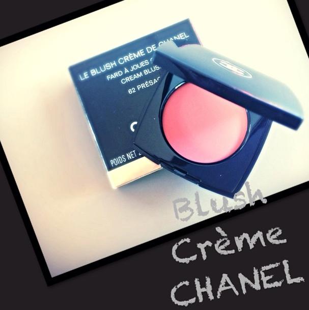 chanel le blush crème 62 présage avis test