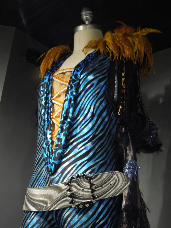 Julie Walters Mamma Mia costume