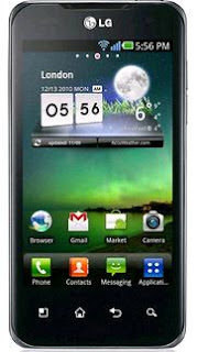 LG Optimus 2X P990 User Manual Guide