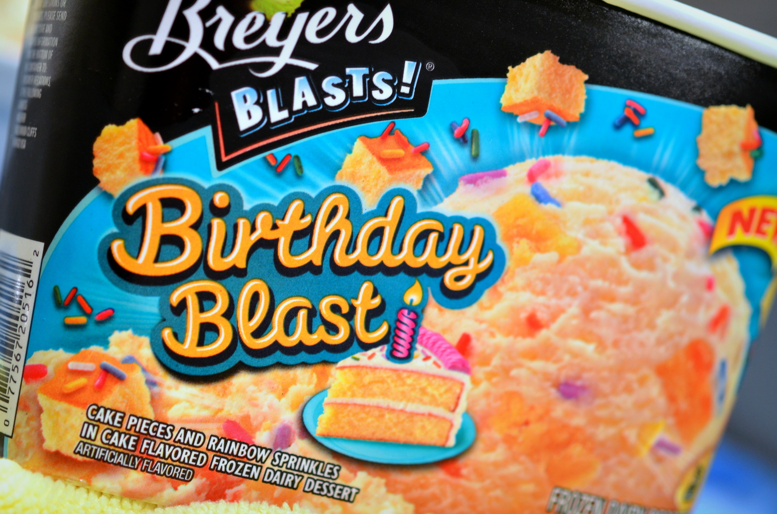 Breyers Ice Cream Birthday Cake Recipe