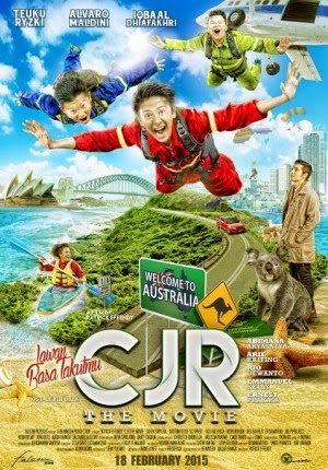 Trailer CJR The Movie Bioskop 2015