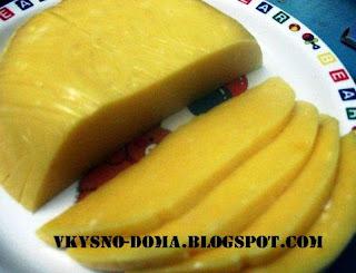 Вкусный домашний сыр
