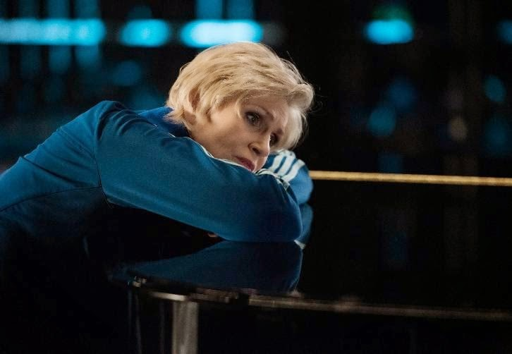 glee 6x10 critica the rise and fall of sue sylvester