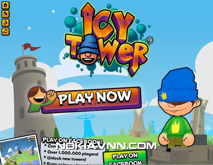 icy tower old version online
