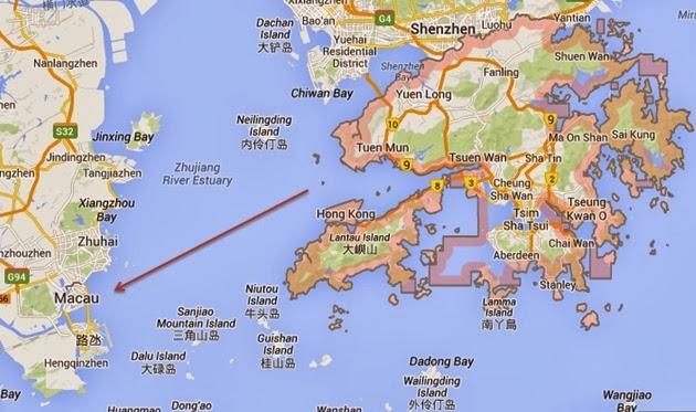 Hong kong map macau gumiabroncs Images