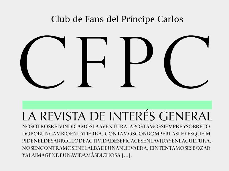 Club de Fans del Príncipe Carlos