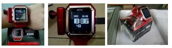 Mito S500 HP Jam Tangan | Harga dan Spesifikasi