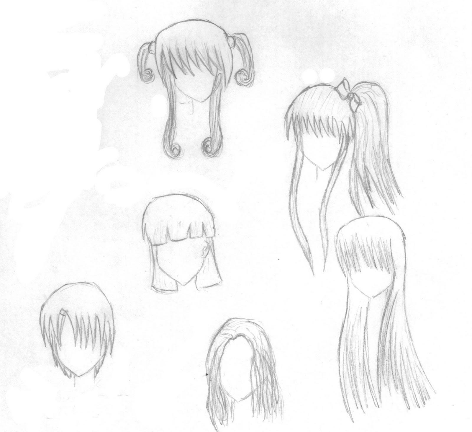 Anime Hair Anime Wallpaper