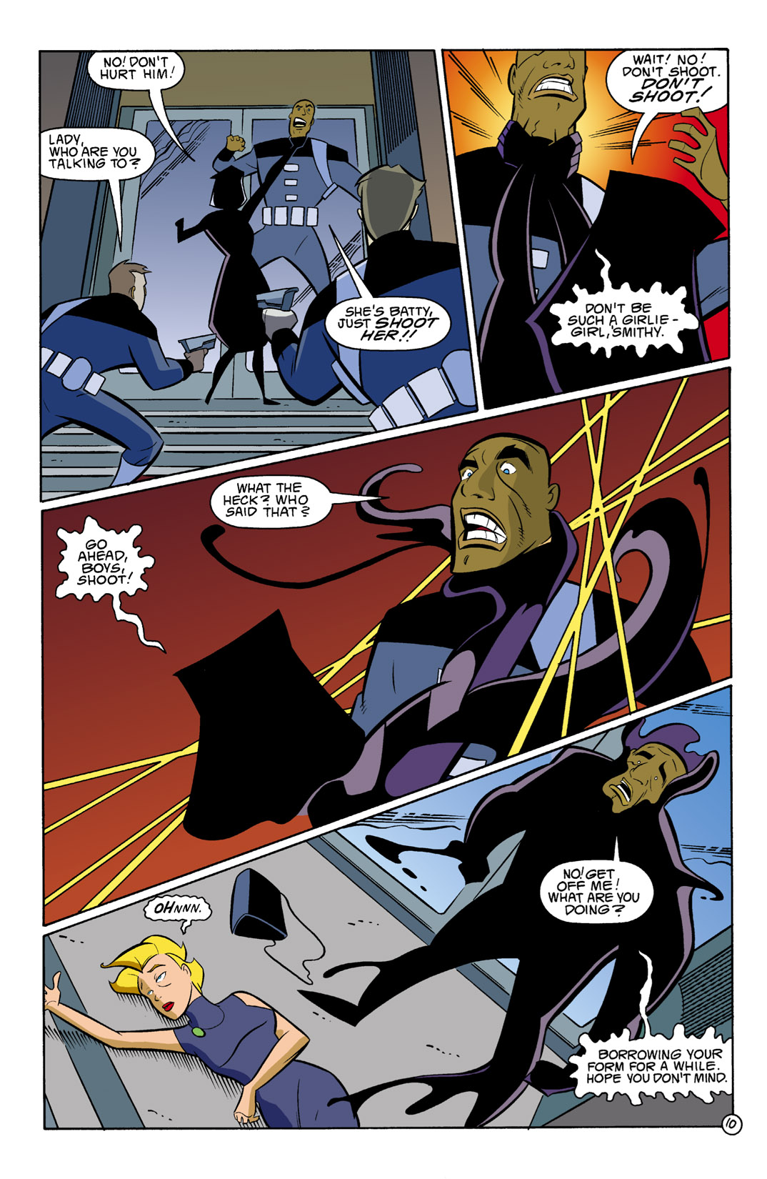 Batman Beyond [II] Issue #2 #2 - English 11