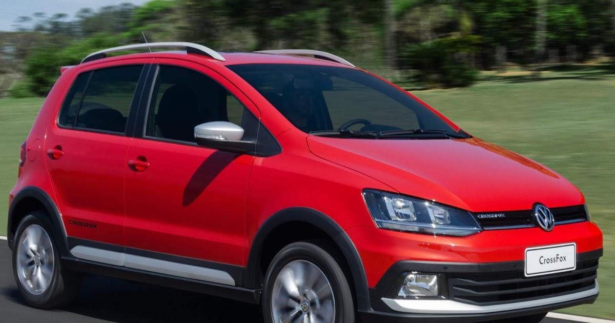 Novo VW CrossFox 2015: preços, vídeo e especificações oficiais