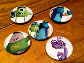 disney store buttons