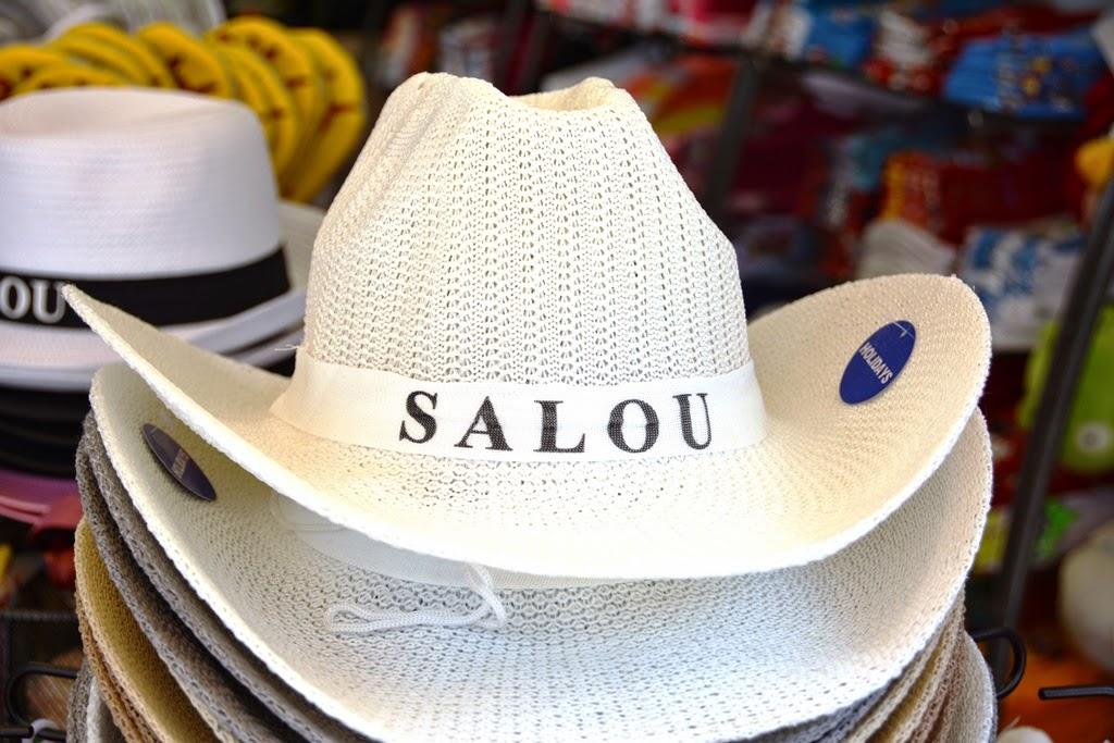 Salou hat