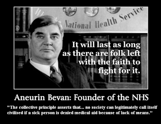 Aneurin Bevan: Founder of the National Health Service