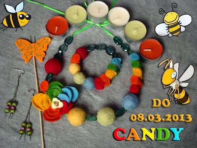 candy u Justynki