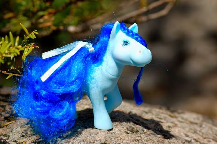 Sininen poni osa2