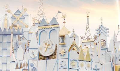 Disneyland Small World passholder book
