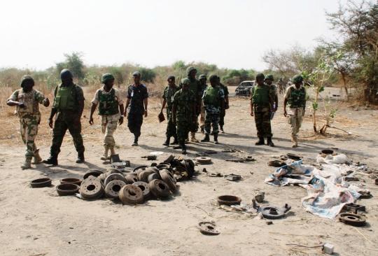 Boko Haram war cost