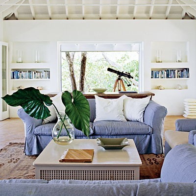 From the Masthead Perfect Furniture for Beach House Living