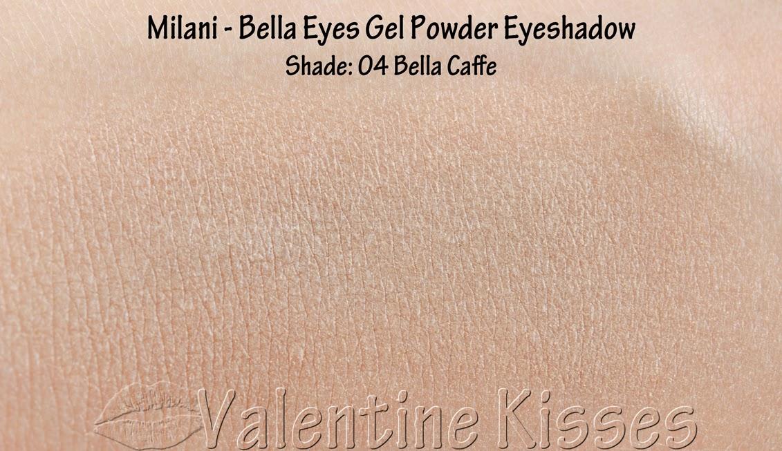 3f7b3e3df1d1a Milani Bella Eyes Gel Powder Eyeshadow Shade  05 Bella Taupe -- satin matte  finish