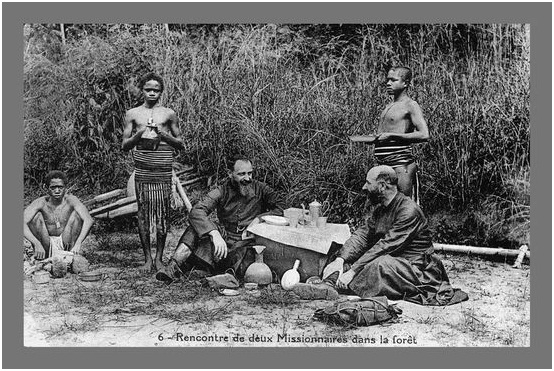 an analysis of colonization and christian missionary work Humanities the effects of missionaries on west africa the work of the christian missionaries in the american colonization society in order to have a greater.