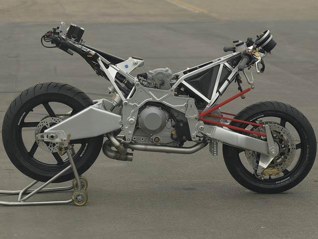 Bimota Tesi Ducati 2D