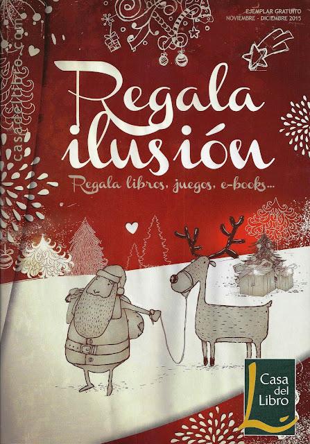 Catálogo promocional Navidad 2015 la Casa del Libro