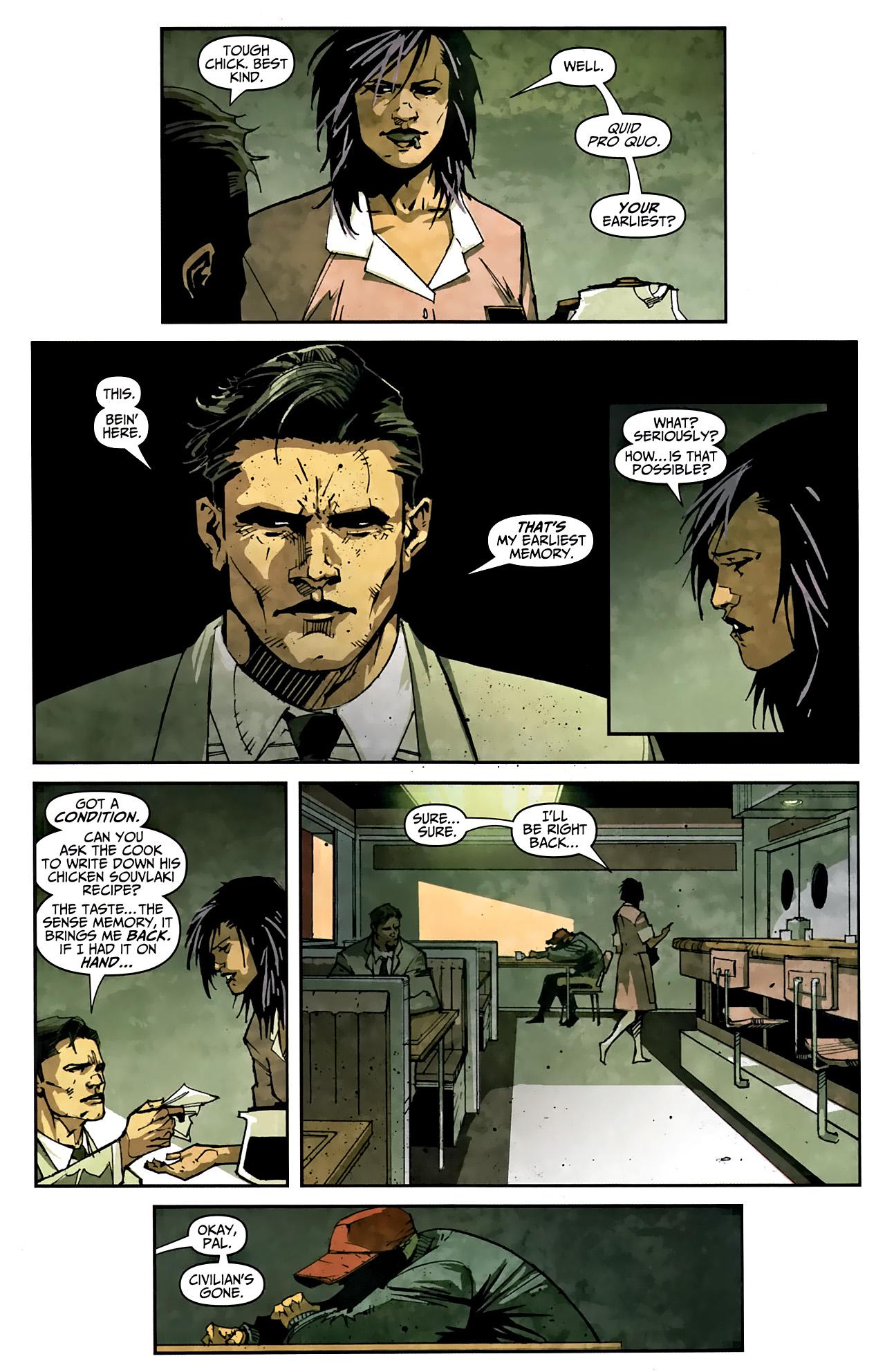 Read online Taskmaster (2010) comic -  Issue #1 - 6