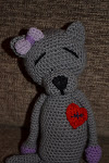 Hjärtekatten Vera!