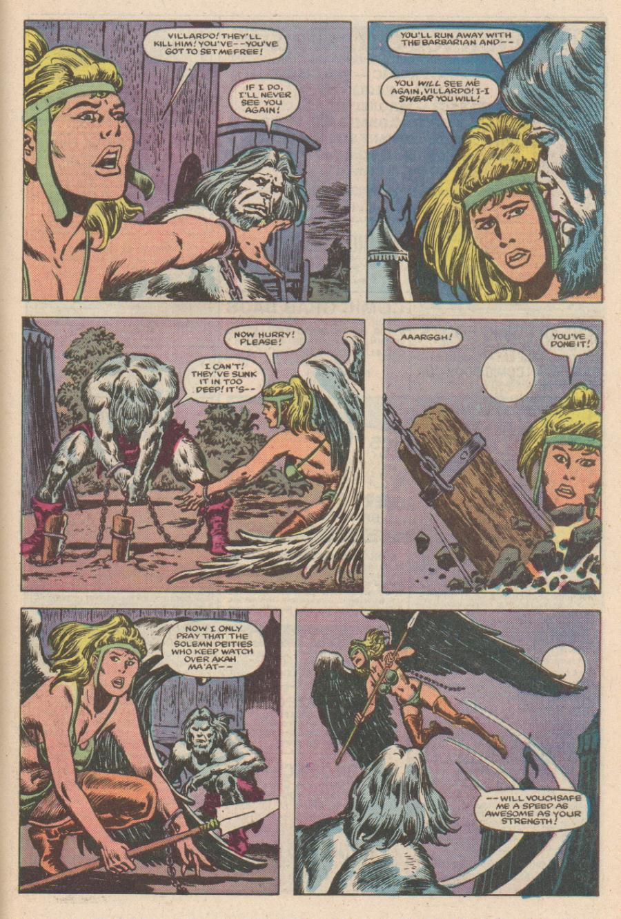 Conan the Barbarian (1970) Issue #168 #180 - English 20