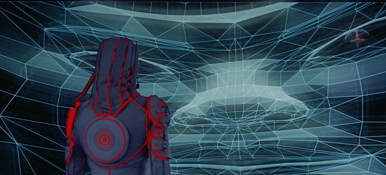 alien explorations prometheus gutalins homage to tron