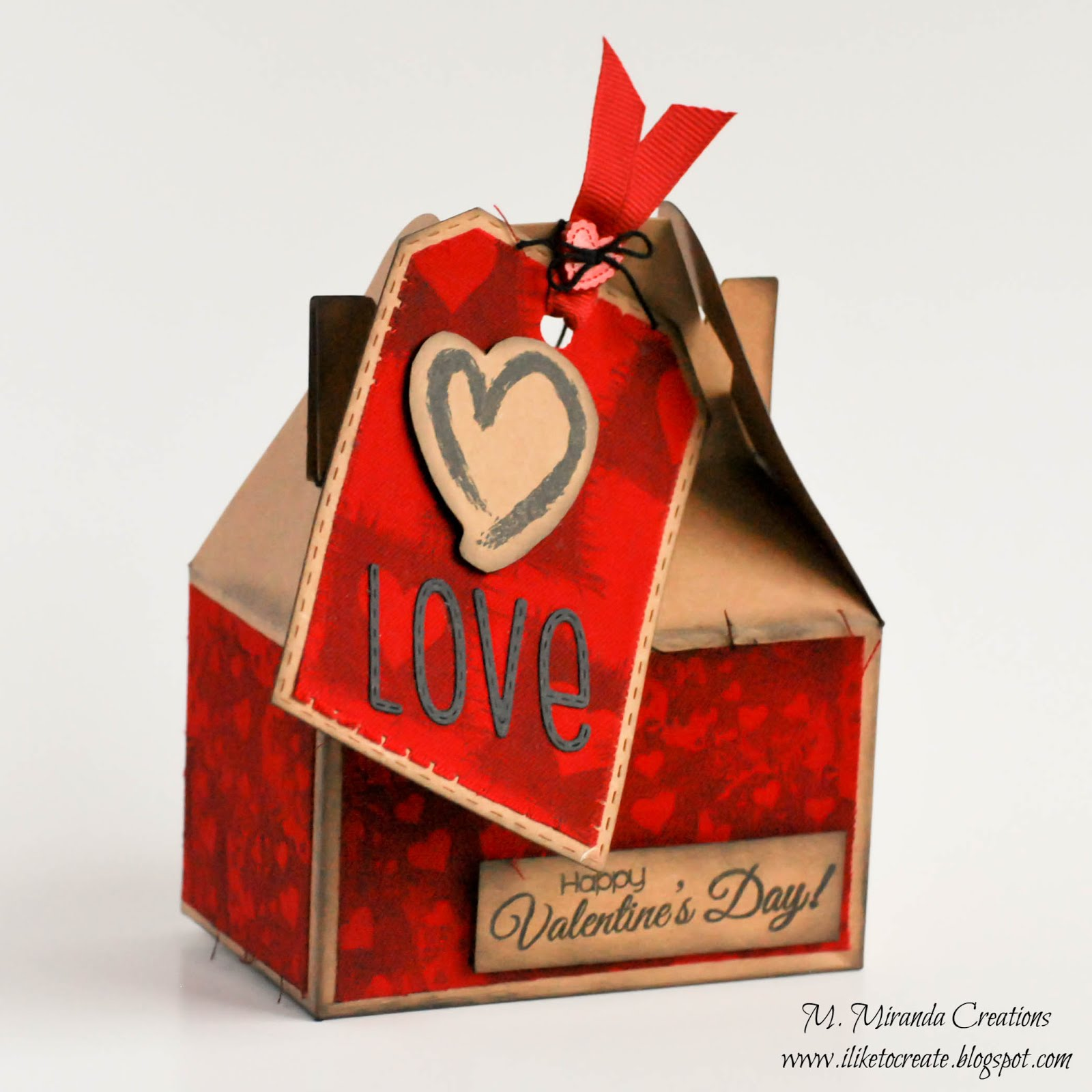 Valentine Gable Box!