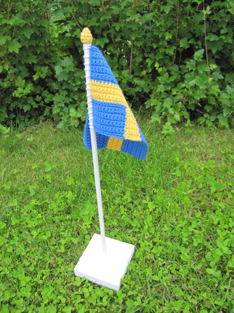 flaggstång till salu