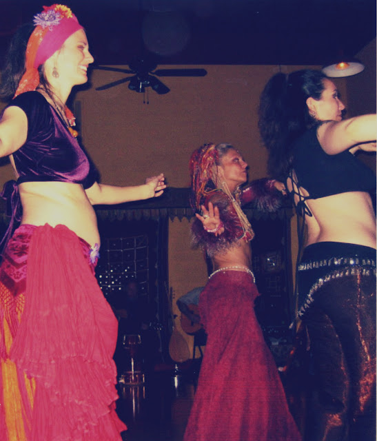 american tribal style belly dance portland oregon