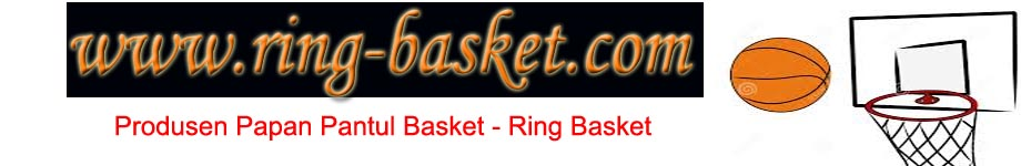Jual Ring Basket , Tiang Basket Portabel  dan Papan Pantul Basket