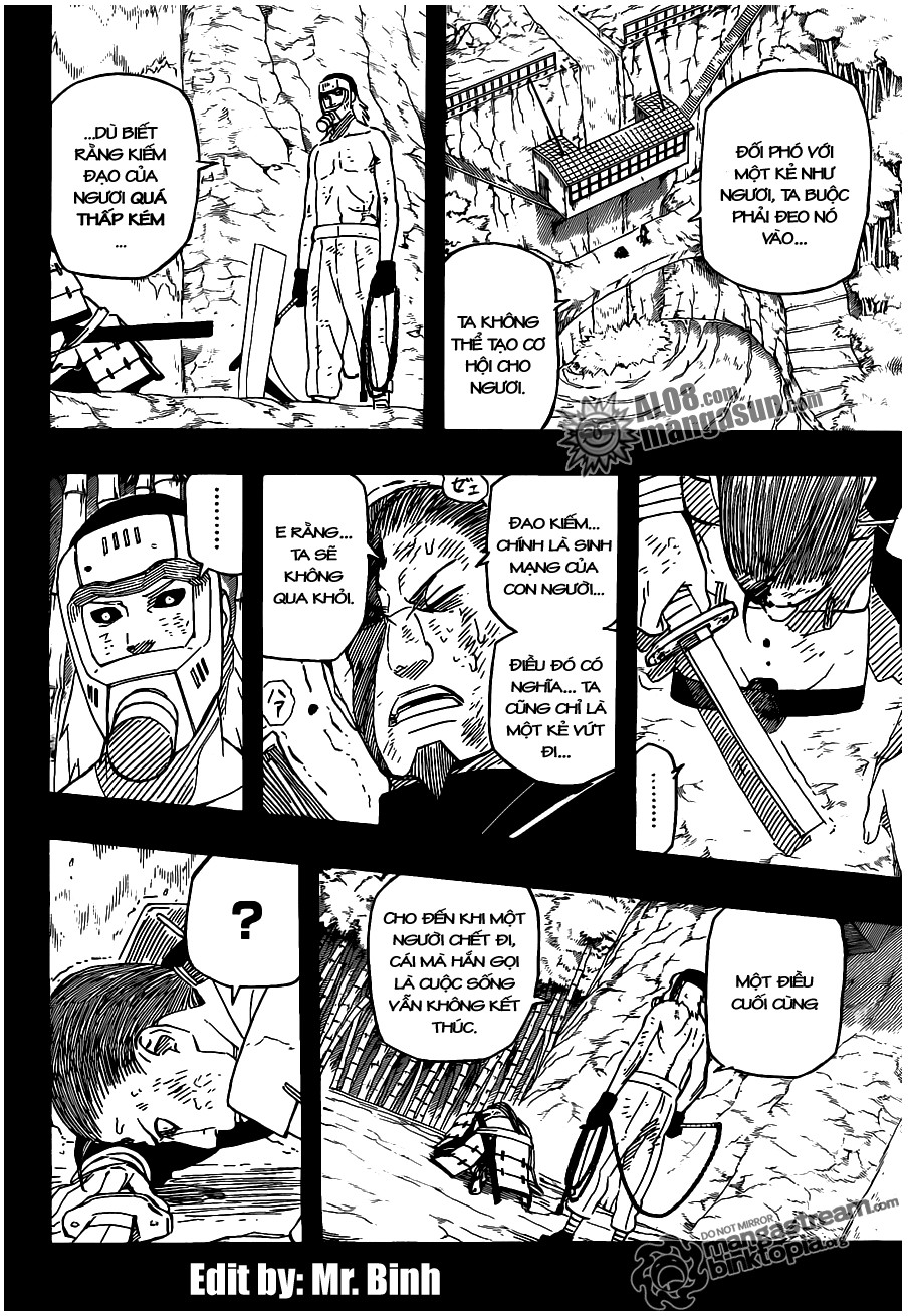 Naruto chap 532 Trang 5 - Mangak.info