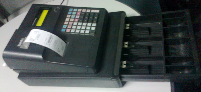 Mesin cash register 1000 PLU SAM4S