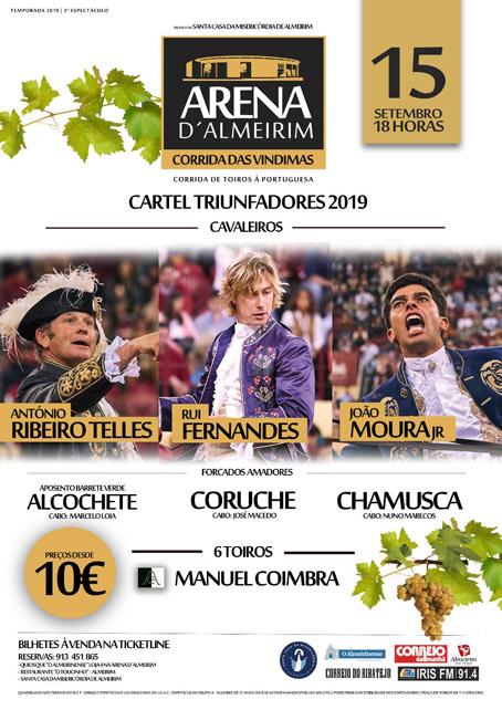 ALMEIRIM (PORTUGAL) 15-09-2019