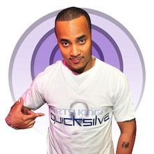 DJ QUICKSILVA'S PODCAST